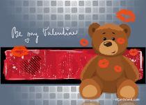 eCards  Bear in Love,
