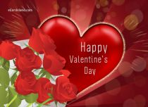 eCards Valentine's Day  For U My Love, For U My Love