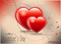 eCards  Hearts eCard,