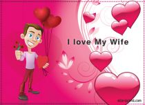 Free eCards - I Love My Wife,
