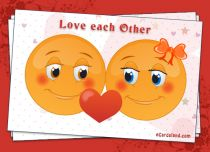 Free eCards - Love each Other,