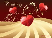 eCards Valentine's Day  Love You With All My Heart, Love You With All My Heart