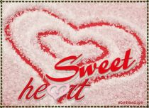 eCards Valentine's Day  Sweet Heart, Sweet Heart