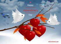 Free eCards - Valentine Birds,