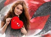 Free eCards - Valentine Heart for You,