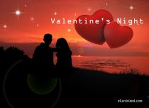 eCards  Valentine's Night,