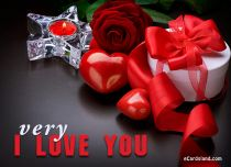 eCards Valentine's Day  Very I Love You, Very I Love You