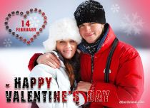 eCards Valentine's Day  14 February, 14 February