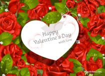 Free eCards, Valentine's Day ecards with music - A Romantic Message,