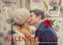 eCards  A Wonderful Day of Love,