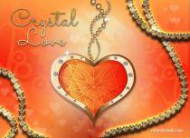 Free eCards - Crystal Love,