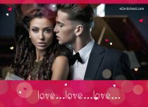 Free eCards, Valentine's Day ecards with music - Our Great Feeling,