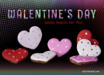 eCards  Rainbow Valentine's Day