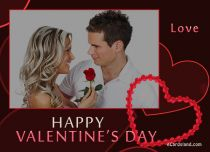 Free eCards - Valentine Rose,