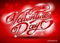 eCards  Valentine's Day Card,