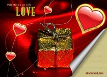 Free eCards - Valentine's on Gift,