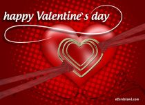 Free eCards - Valentine's Two Hearts,