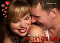 eCards Valentine's Day  Wonderful Valentine's Day, Wonderful Valentine's Day