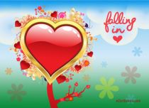 Free eCards - Falling In Heart,
