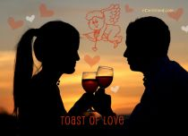 Free eCards - Toast of Love,