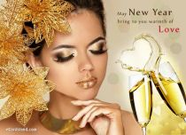 Free eCards, Free New Year ecards - Beautiful New Year's Wishes,