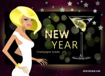 Free eCards - Champagne Greats,