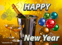 Free eCards - Champagne Wishes,