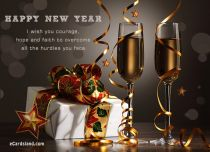 Free eCards, Happy New Year e-cards - Greeting Card,