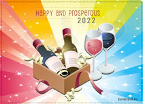 Free eCards - Happy And Prosperous 2020,