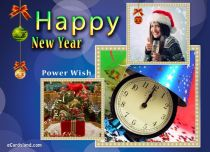 Free eCards - Happy New Year,