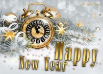 Free eCards - Happy New Year eCard,