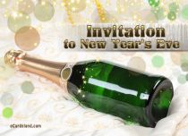 Free eCards - Invitation to New Year's Eve,