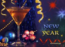 eCards  New Year And Happiness,