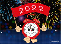 Free eCards - New Year 2020 Card,
