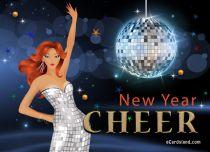 eCards New Year New Year Cheer 2019, New Year Cheer 2019