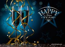 Free eCards - New Year eCard,