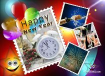 Free eCards - New Year eCard,