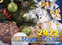 Free eCards - New Year 2020 Greetings,