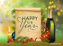 Free eCards - New Year Wish,