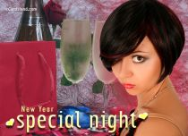 eCards New Year Special Night, Special Night