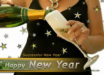 eCards  Successful New Year,