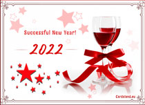 eCards New Year Successful New Year 2020, Successful New Year 2020