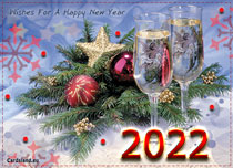 Free eCards - Wishes For New Year 2020,