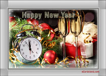 eCards New Year Cheers to A New Year 2020, Cheers to A New Year 2020