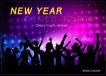 eCards New Year Crazy Night Ahead, Crazy Night Ahead