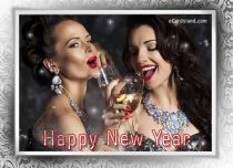 Free eCards - Joyous New Year Greetings,