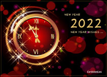 eCards New Year Magical New Year 2020, Magical New Year 2020