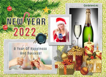 eCards New Year New Year 2020, New Year 2020