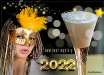eCards New Year New Year Mystery, New Year Mystery