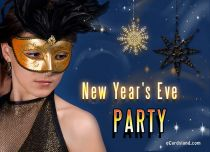 eCards New Year New Year's Eve Party, New Year's Eve Party